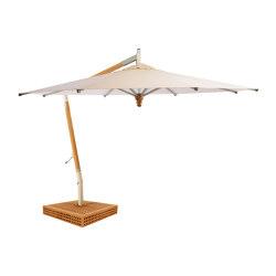 Colibri | Cantilever parasol | Parasols | Tectona