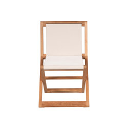 Copacabana | Folding chair | Chairs | Tectona