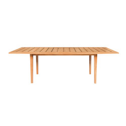 Exeter | Extendable table | Dining tables | Tectona