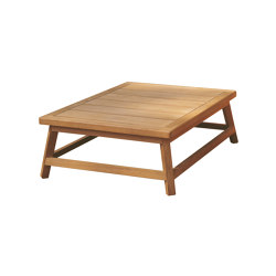Exeter | Rectangular coffee table | Coffee tables | Tectona