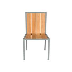 Iremo | Chair | Stühle | Tectona