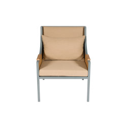 Iremo | Low armchair | Sessel | Tectona