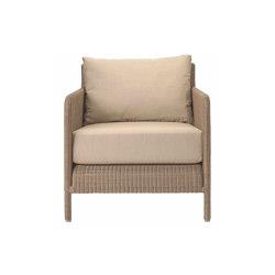 Shanghai | Low armchair | Sessel | Tectona