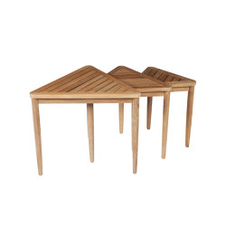 Southampton | Tables gigognes | Tables gigognes | Tectona
