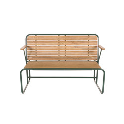Tennis | Player's bench | Benches | Tectona