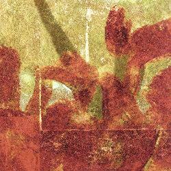 Soleil levant | Mémoire d'un jardin | TP 283 01 | Revestimientos de paredes / papeles pintados | Elitis