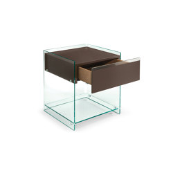 DINO bedside table | Night stands | Fiam Italia