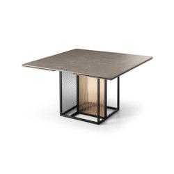 THEO extendible table | Tables de repas | Fiam Italia