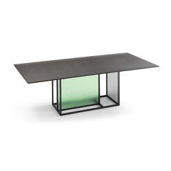 THEO table | Tables de repas | Fiam Italia