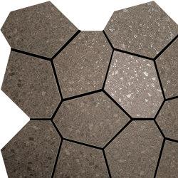 Alaska Mink Polygon Mosaics | Ceramic mosaics | Crossville