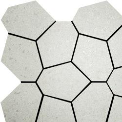 Alaska Glacier Polygon Mosaics | Ceramic mosaics | Crossville