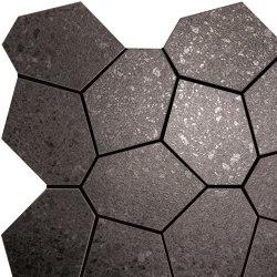 Alaska Tundra Polygon Mosaics | Ceramic mosaics | Crossville
