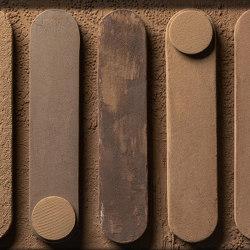 Stratigrafia | Cacao | Wall art / Murals | Matteo Brioni