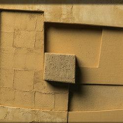 Stratigrafia | Senape | Wall art / Murals | Matteo Brioni