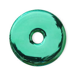 Rondo Mirror Gradient Emerald | Mirrors | Zieta