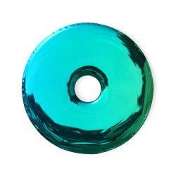 Rondo Mirror Gradient Sapphire-Emerald | Mirrors | Zieta