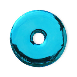 Rondo Mirror Gradient Sapphire | Mirrors | Zieta