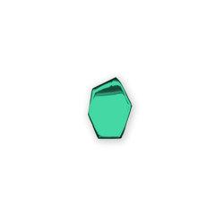 Tafla Mirror C5 Gradient Emerald   Mirrors   Zieta