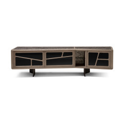 Disegual Cabinet | Sideboards | Giorgetti