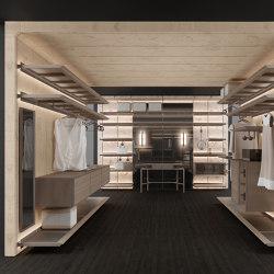 Reiwa Walk-in Closet | Walk-in wardrobes | Giorgetti