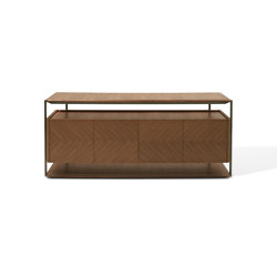 Skyline Cabinet | Sideboards | Giorgetti
