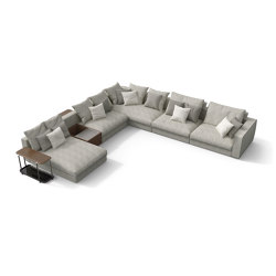 Skyline Sofa | Canapés | Giorgetti