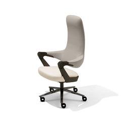 Springer Armchair | Sillas de oficina | Giorgetti