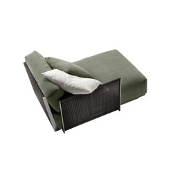 Vulcano | Day beds / Lounger | Flexform