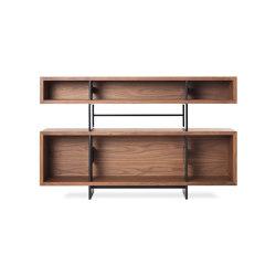 Libera  Bookcase | Shelving | Saba Italia