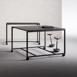 Atelier | Contract tables | Fantoni