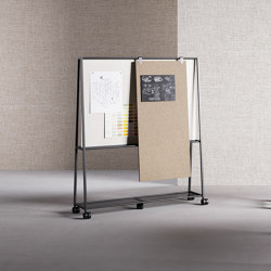 Atelier | Flip charts / Writing boards | Fantoni