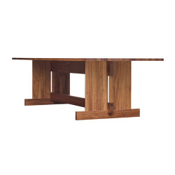 Grande with sockets | Contract tables | Fogia