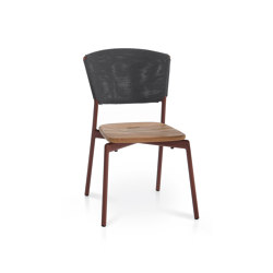 PIPER 020 Chair | Sillas | Roda