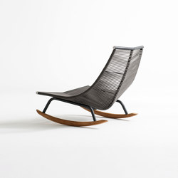 LAZE 003 Rocking Chair | Armchairs | Roda