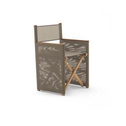 ORSON 001 Director Chair | Sillas | Roda