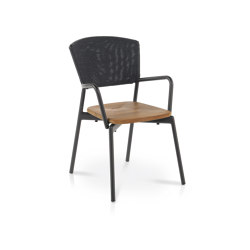 PIPER 021 Armchair | Sillas | Roda