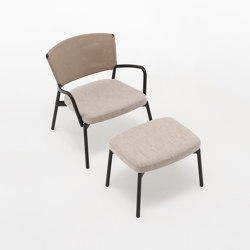 PIPER 027 Lounge Chair | Sessel | Roda