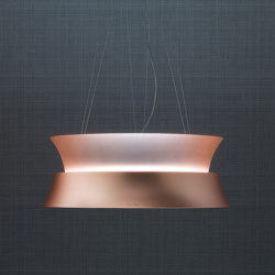 Circle.Tech | Dama Copper | Kitchen hoods | Falmec