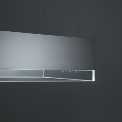 Circle.Tech | Vetra Island Steel | Kitchen hoods | Falmec