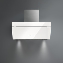 Design | Butterfly Wall White | Kitchen hoods | Falmec