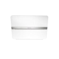 Design | Flipper Wall 85cm Satin White | Kitchen hoods | Falmec