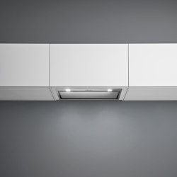 Design | Gruppo Incasso 70cm 600m3/h | Kitchen hoods | Falmec