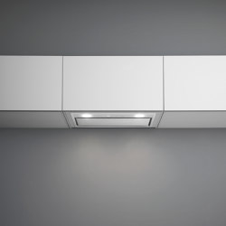 Design | Gruppo Incasso Murano 50cm | Kitchen hoods | Falmec