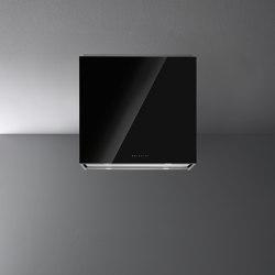 Design | Laguna Island 90cm Black | Kitchen hoods | Falmec