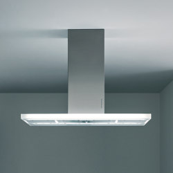 Design | Lux Island 120cm | Kitchen hoods | Falmec