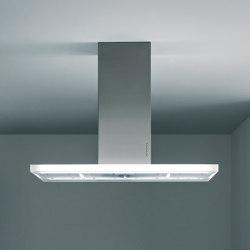 Design | Lux Island 90cm | Kitchen hoods | Falmec