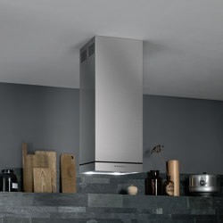 Design | Mira Top Island | Kitchen hoods | Falmec