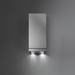 Design | Mira Top Wall | Kitchen hoods | Falmec