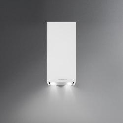Design | Mira Wall White | Kitchen hoods | Falmec