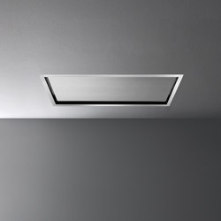 Design | Nube Steel | Kitchen hoods | Falmec